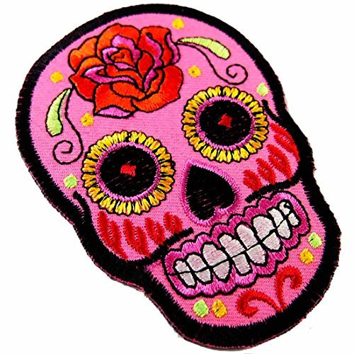 Sugar 1 Embroidery - 6