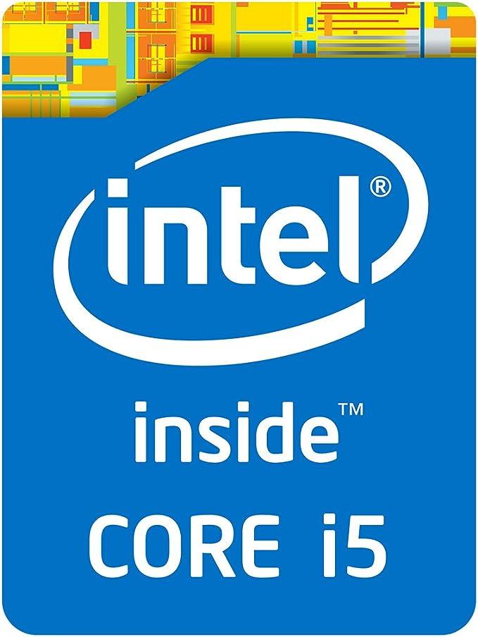 Original 4 Gen Intel Core I5 Innen Aufkleber 16 Mm X 21 Mm Mit Authentischen Hologramm Computer Zubehör