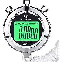 LAOPAO Stopwatch met lichtfunctie en dempingsfunctie.