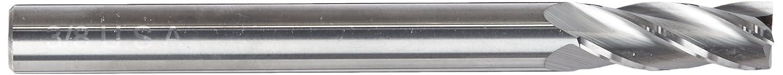 7//8 Length of Cut 4 Flute Kodiak Cutting Tools KCT159498 USA Made Solid Carbide Reamer 0.1900 Diameter 2-3//4 Overall Length