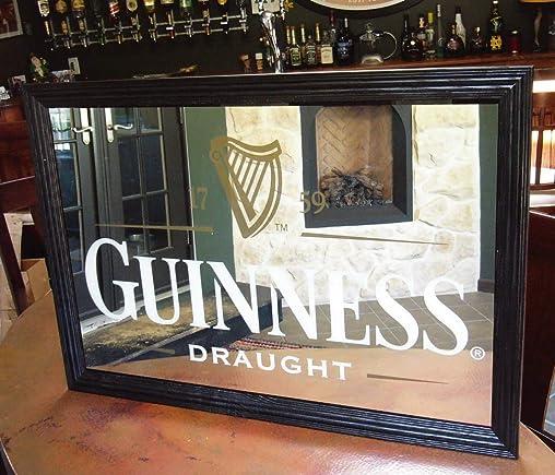 Guinness 24×36 Bar Mirror