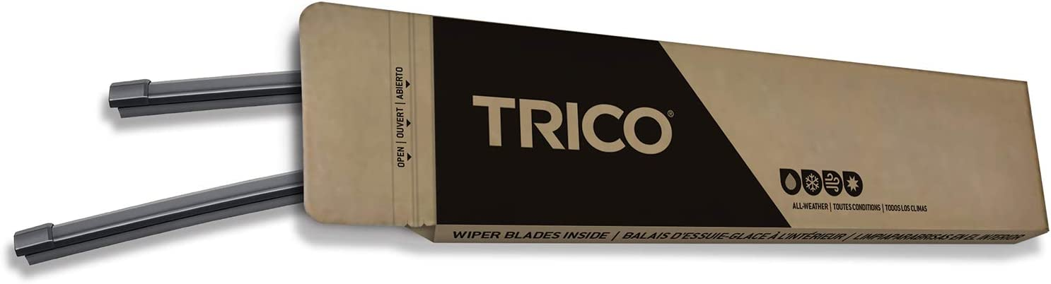 22 Pack of 2 19 Trico 35-2219 White Extreme Weather Winter Wiper Blades
