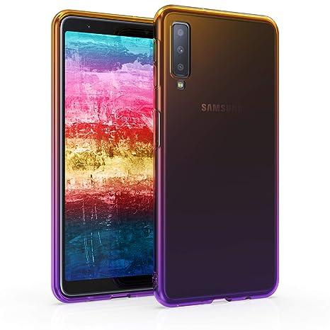coque samsung a7 2018 couleur pastel