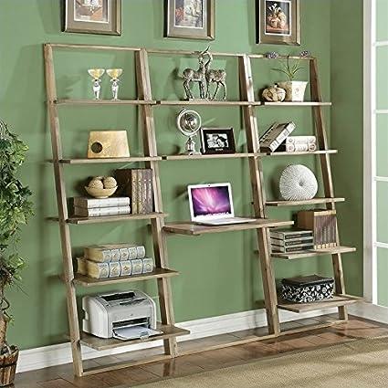 uk availability 6f838 59d7a Amazon.com: Riverside Furniture Lean Living 3 Piece Leaning ...