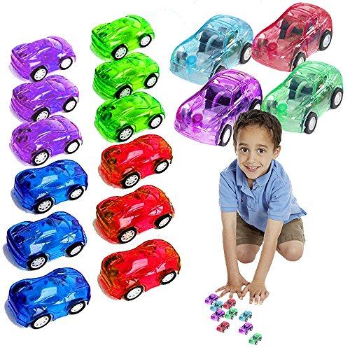 Mini Pull Back Race Car