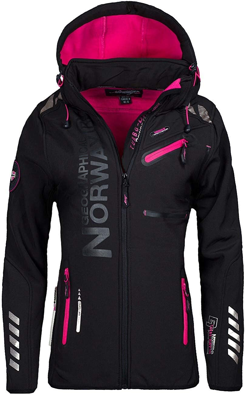 Geographical Norway - Chaqueta para Mujer (Softshell)