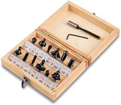 Fox F60-152 - Caja fresas para escopleadora. Válido para F60-150: Amazon.es: Bricolaje y herramientas
