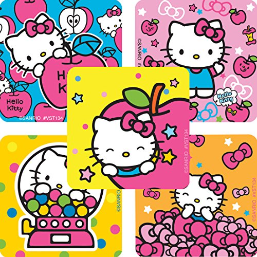 Hello Kitty ValueStickers - Prizes 250 per Pack