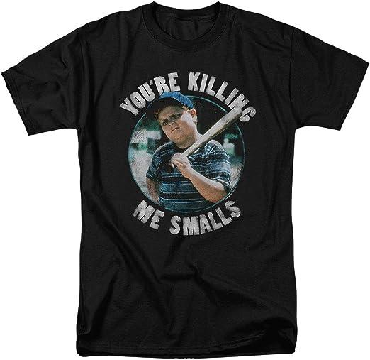 You/'re Killing Me Smalls The Sandlot Graphic Men/'s Black T-shirt