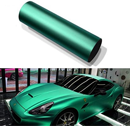 25 sq ft Vinyl Wrap Sheet Bubble Free Decal Car Boat Gloss Black 5FTx5FT