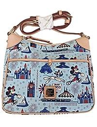 Disney Dooney & Bourke Disneyland Half Marathon 2016 Kimberly Crossbody Bag