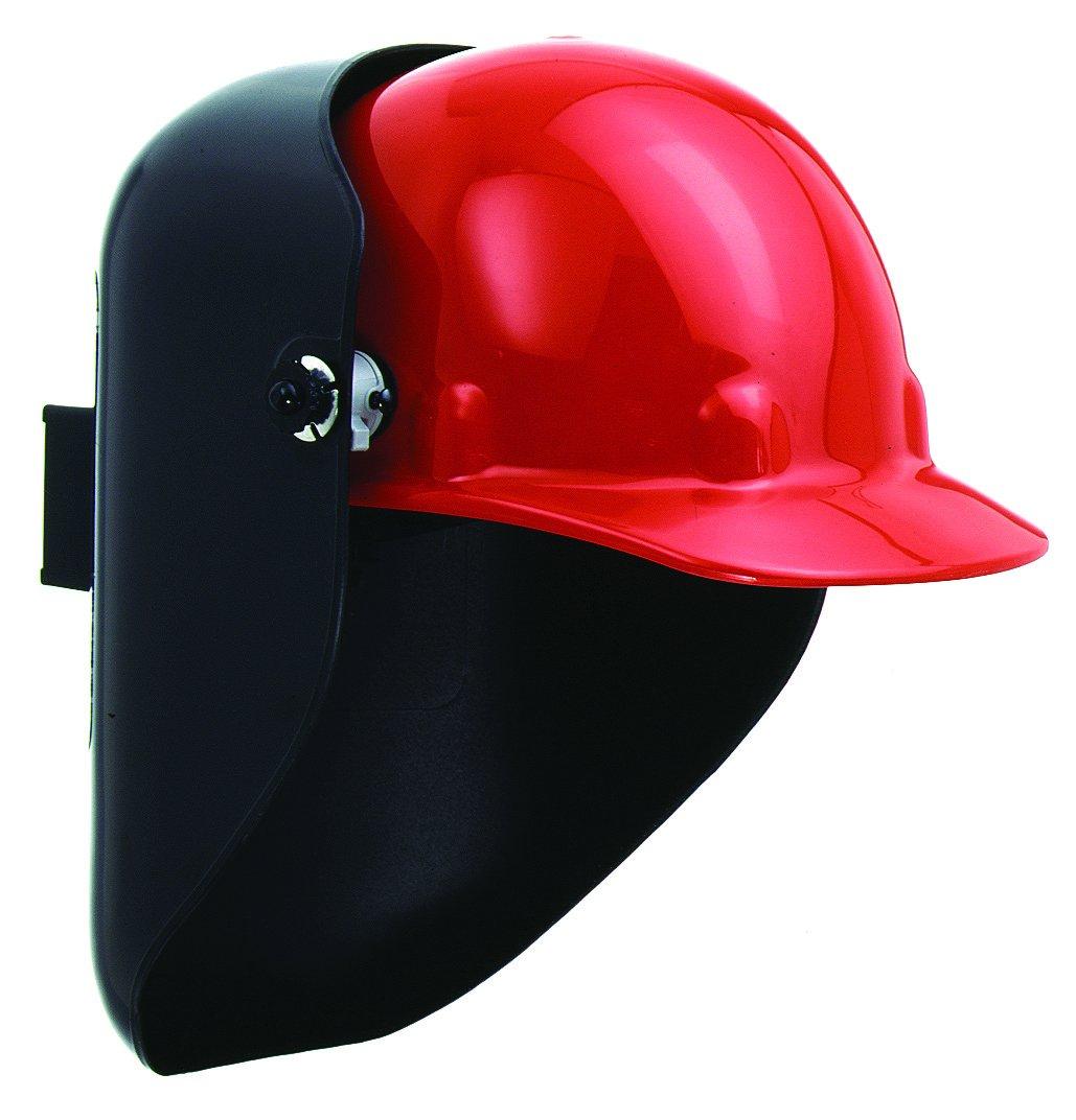 Fibre-Metal by Honeywell 4906BK 10 Piece Helmet, Black