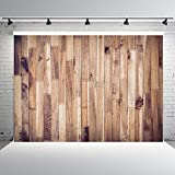 7x5ft Wood Wall Backdrops for Photographers Vinyl Brown Vintage Photographic Studio Photo Backgrounds Prop