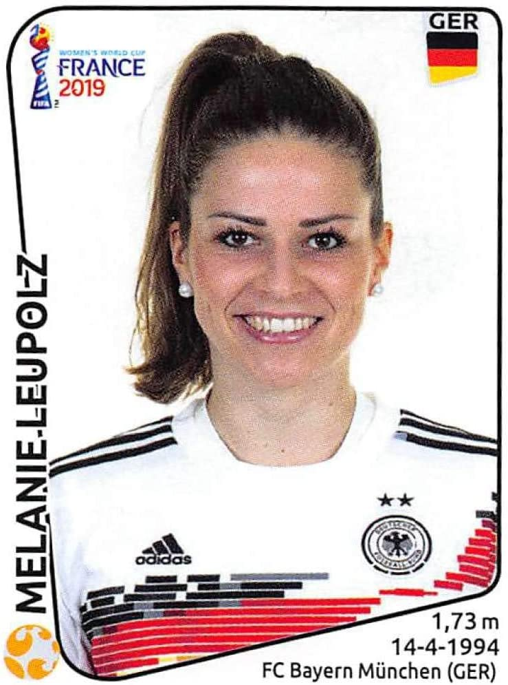Complete Your Collection 4 Panini Womens World Cup France  2019 Stickers