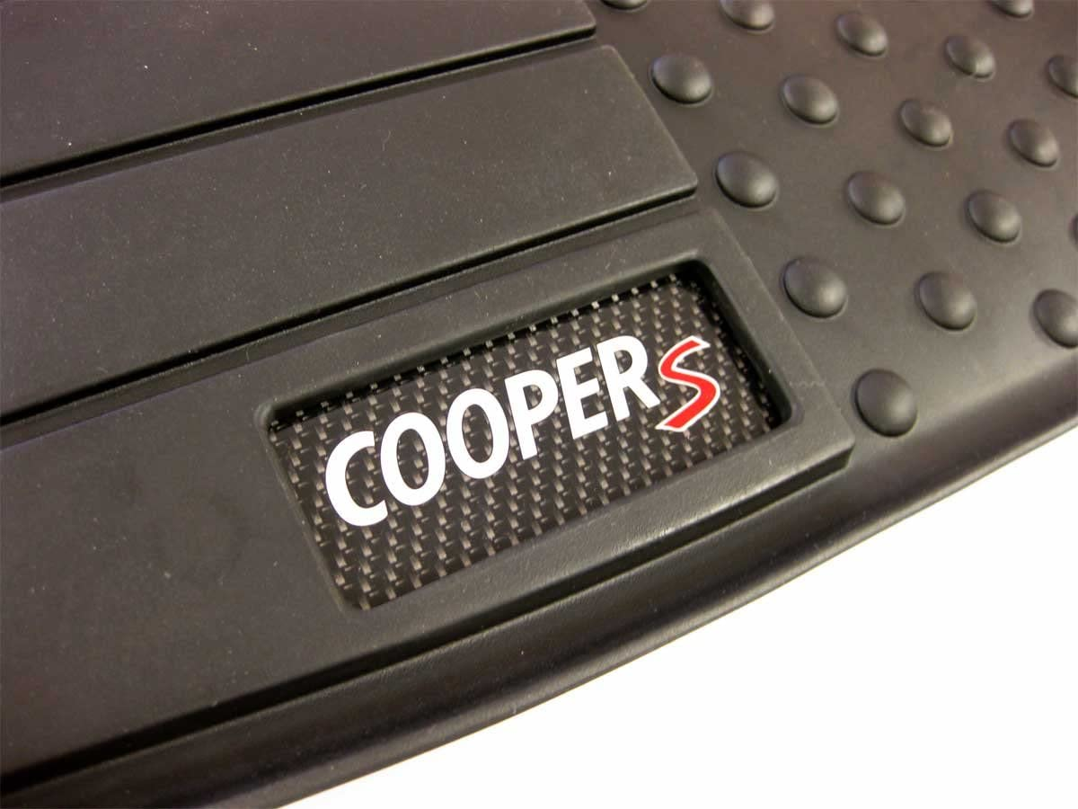 Mini Cooper Clubman Rubber Floor Mats