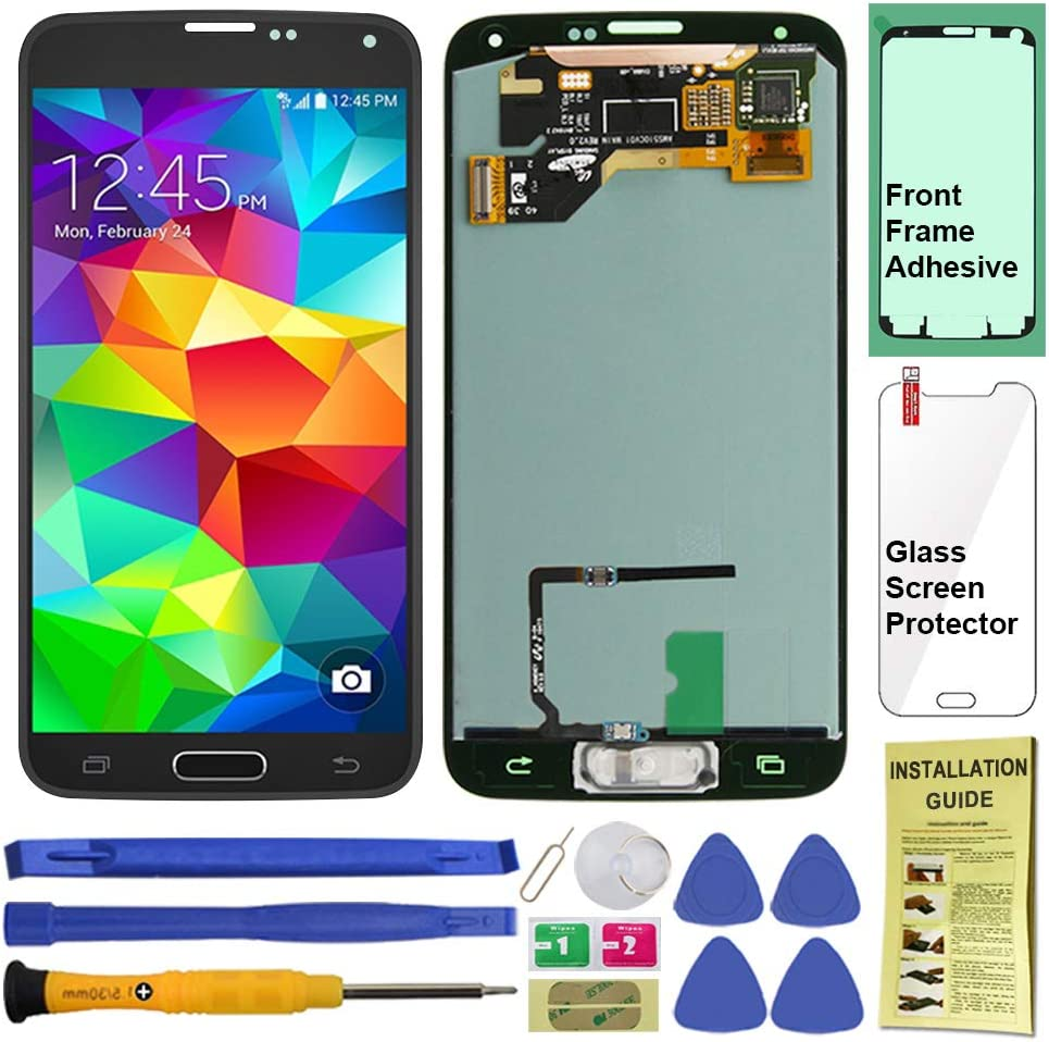 Pantalla táctil digitalizador  para Samsung Galaxy S5 Negro