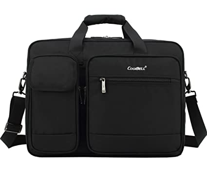 Super moderno 17 pulgadas bolsa de ordenador portátil bolsa bandolera bolsa mango bolsa Tablet maletín para