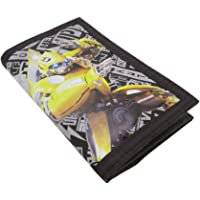 Transformers GT23095-19C Bumblebee Trifold Wallet, Multi