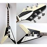 EDWARDS E-FV-125WB BLOCK エレキギター