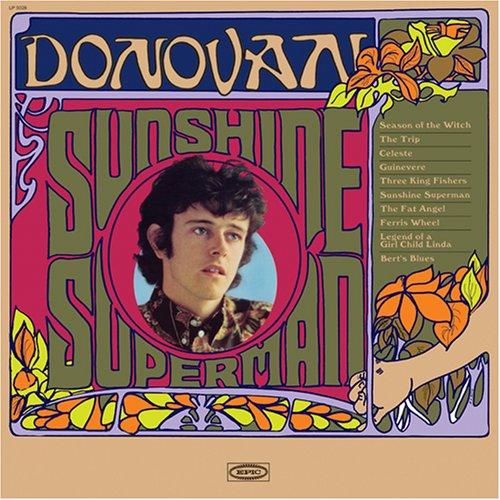 Vinilo : Donovan - Sunshine Superman (LP Vinyl)