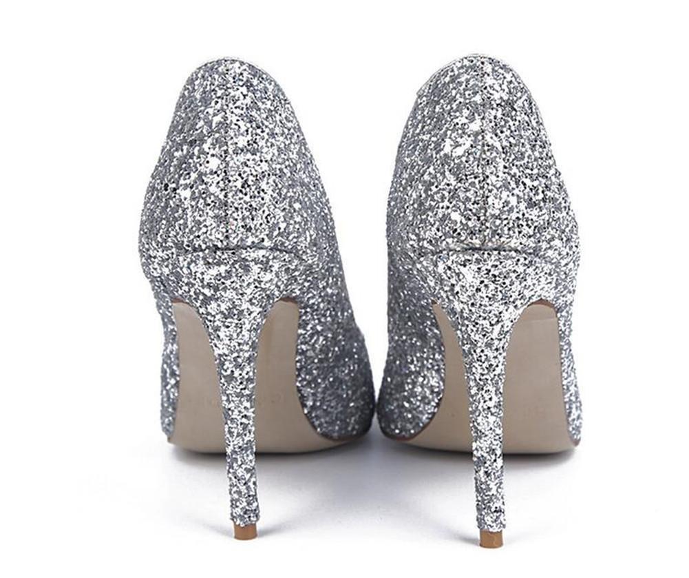 XIE Damen High-Heeled Spitze Zehe Einzelne Einzelne Einzelne Schuhe 96f882
