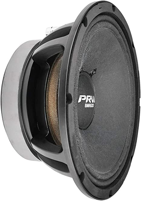 PRV AUDIO 8MR400NDY4 PRV 8 400 WATT 4 OHM MID BASS NEO