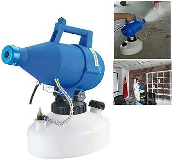 HIMFL Pulverizador eléctrico ULV 4.5L Purificador de Aire Medio ...