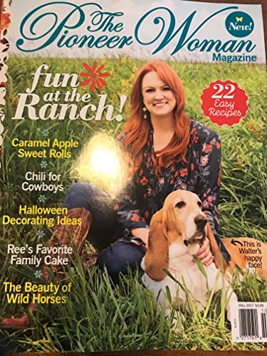 The Pioneer Woman Magazine Fall 2017