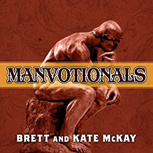 The Art of Manliness - Manvotionals Audiobook