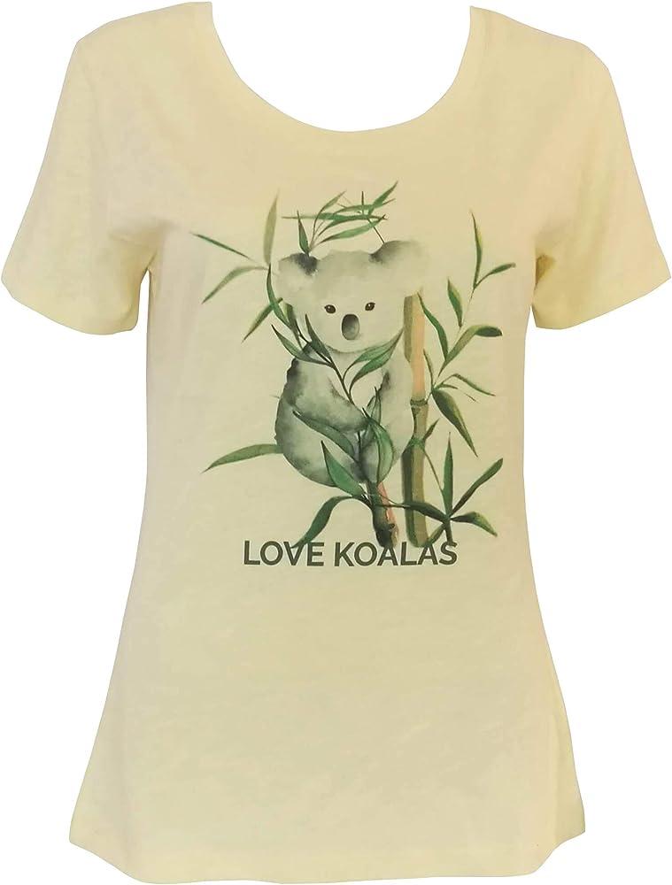 Alex(e)(e) - Camiseta para Mujer de algodón orgánico, 100% Manga ...