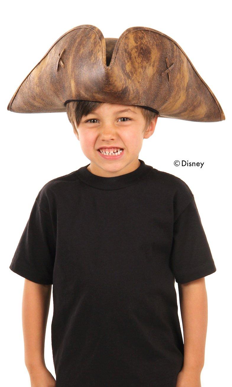 Disney Pirates: Dead Men Tell No Tales Kids Jack Sparrow Hat by elope