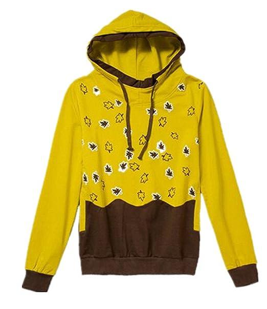 Camicia Elegante Ailient Con Cappuccio Invernali Felpe Tumblr Donna gTw0q8