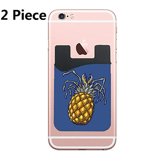 Amazon com: Fruit of The Doom 1 Premium PU Phone Card Holder Stick