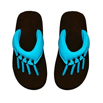 1e87209a961e Image Unavailable. Image not available for. Color  Beech Women s Yoga  Sandals ...