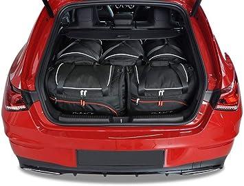 Kjust Reisetaschen 5 Stk Kompatibel Mit Mercedes Benz Cla Shooting Brake 2019 Koffer Rucksäcke Taschen