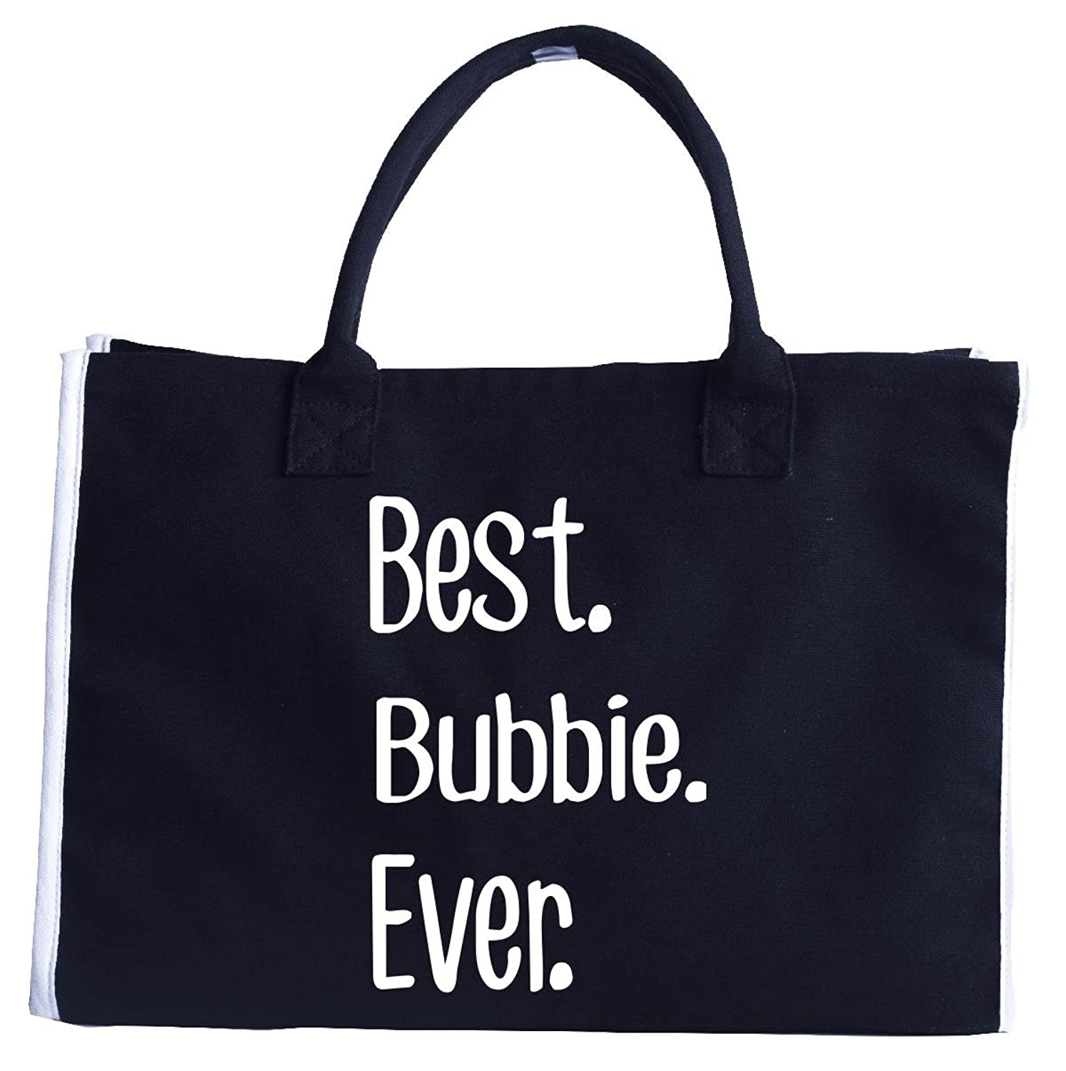 Best Bubbie Ever Funny Personalized Birthday Gift - Tote Bag