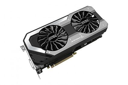 Palit NE51070S15P2-1041J NVIDIA GeForce GTX 1070 8GB - Tarjeta ...