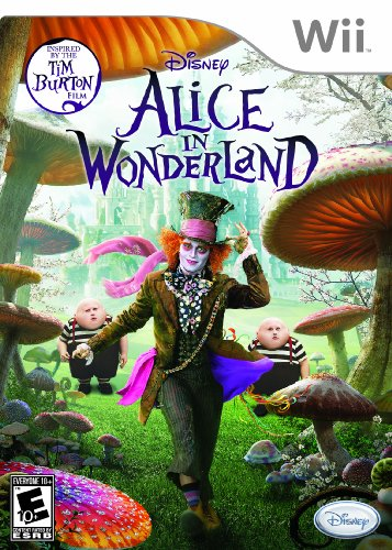 Price comparison product image Alice in Wonderland (Nintendo Wii)