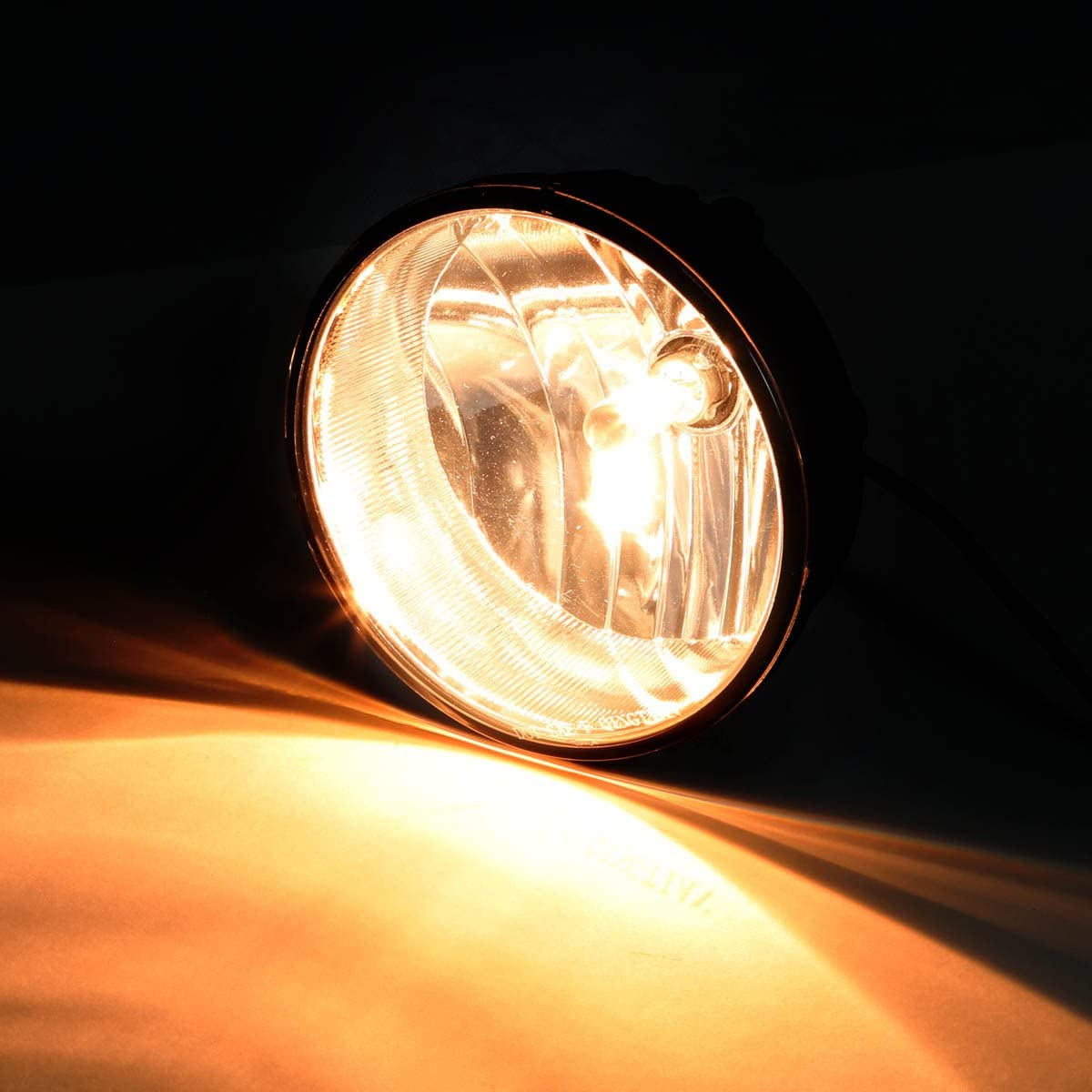 for 04-16 Sequoia//Solara//Tacoma//Tundra DNA MOTORING FL-TTA05-CH Fog Light w//Switch
