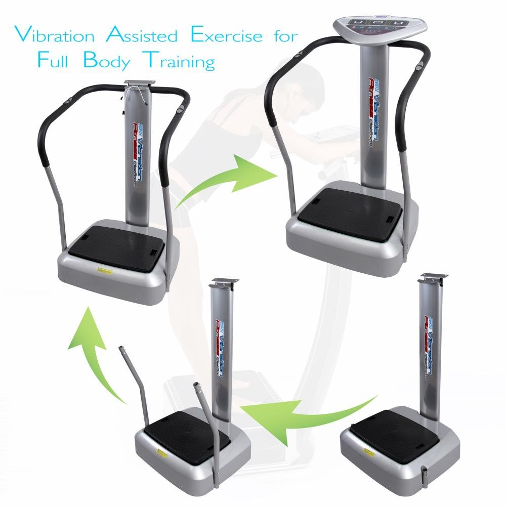 5 Best Home Use Vibration Plates of 2018 - An Honest Review