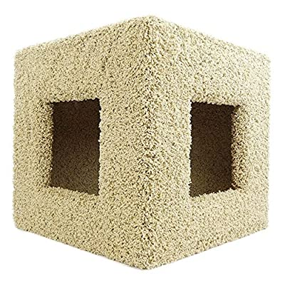 New Cat Condos Premier Pet Hiding Cube from New Cat Condos -- DROPSHIP