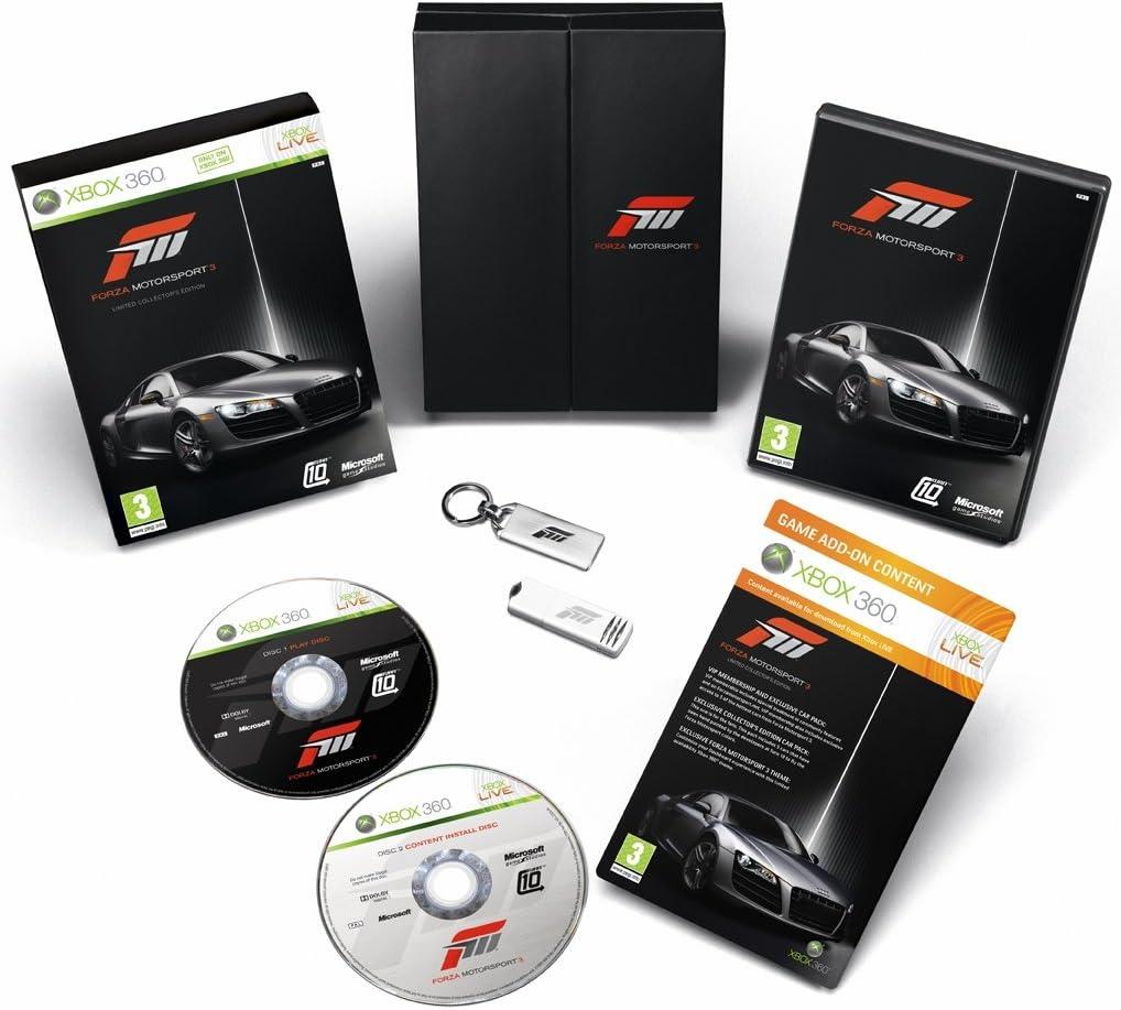 Microsoft Forza Motorsport 3 - Juego (PAL): Amazon.es: Videojuegos