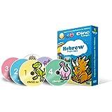 Hebrew DVDs for children - Learn Hebrew for kids DVD Set (6 DVDs)