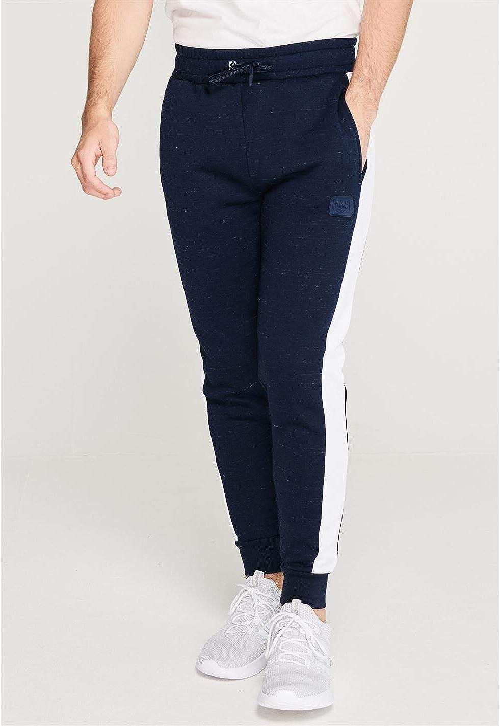 Everlast Mens Bronx Jogging Bottoms Sports Training Trousers Pants Pockets