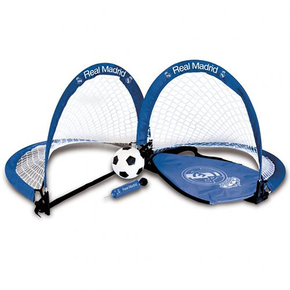 Amazon.com : Official Licensed Real Madrid - Skill Goal Set : Sports & Outdoors