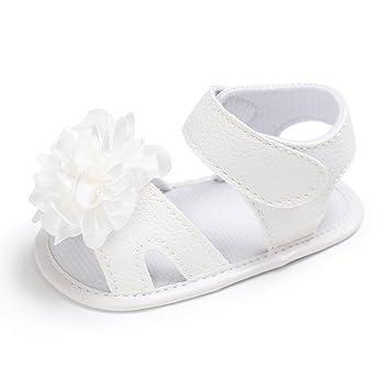 Amazon hot salesummer sandalstodaies toddler girl crib shoes hot salesummer sandalstodaies toddler girl crib shoes newborn flower soft sole anti mightylinksfo