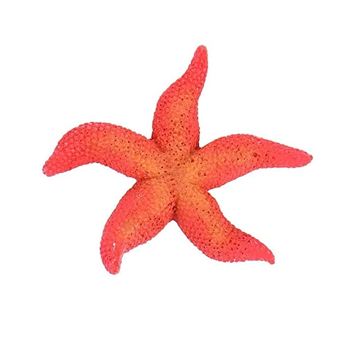 OHlive - Mini Estrella de mar Artificial para Acuario, decoración de Paisaje: Amazon.es: Productos para mascotas