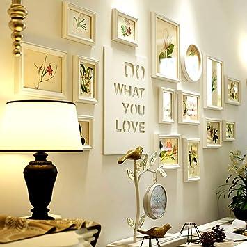 Cadre Photo Decoration Murale Creative Salon Chaleureux