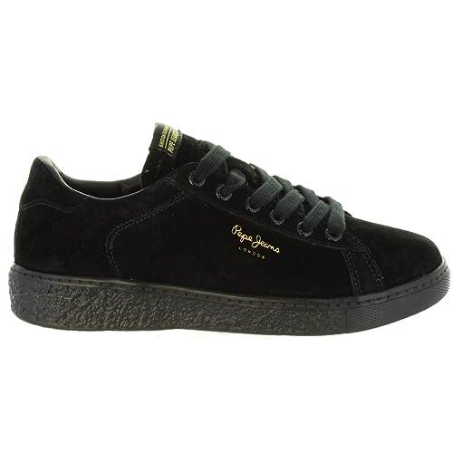 Jeans De Deporte Zapatillas 999 Pepe Black Pls30779 Roxy Mujer Talla ZqRUP