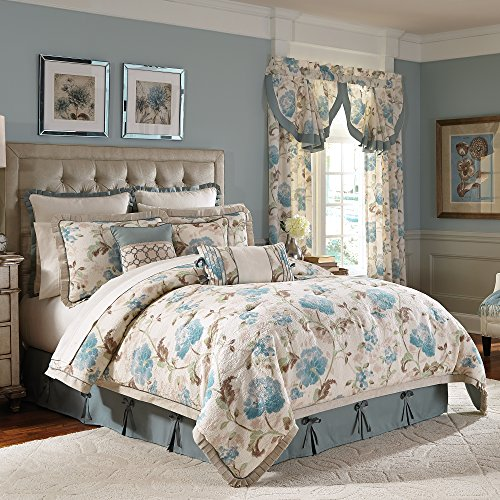 - Croscill Gazebo King Comforter Set